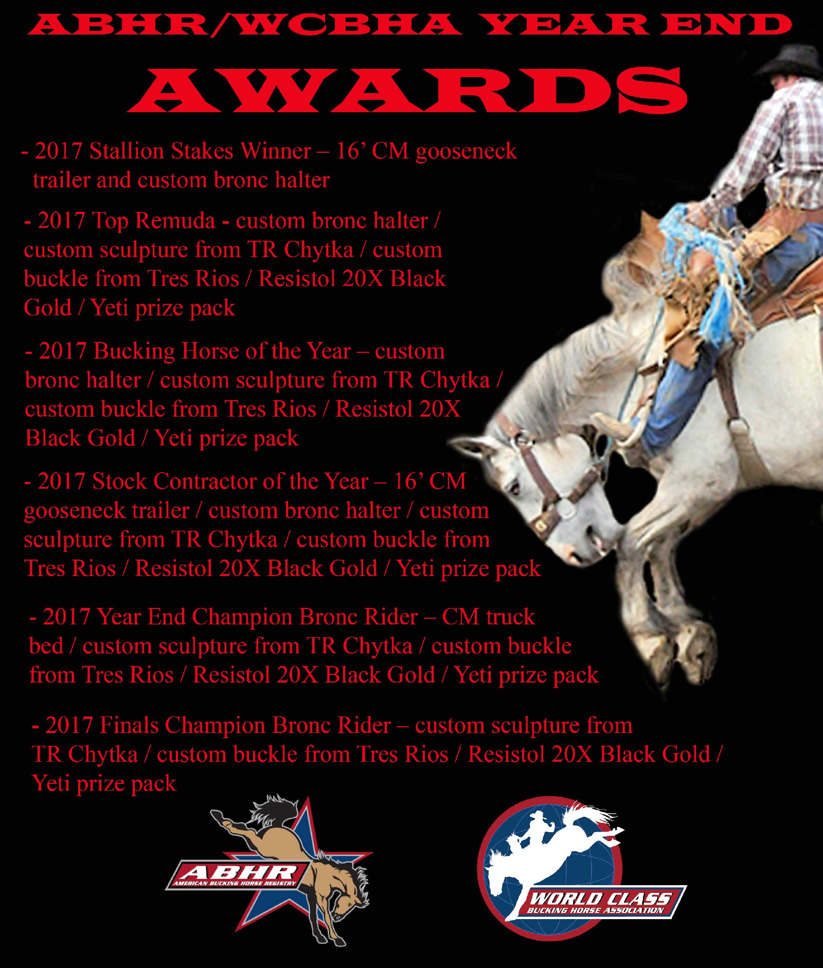 Bucking-Horse-Year-End-Awards